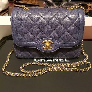 35302d83df Chanel Flap Bag (mini square) Cruise edition